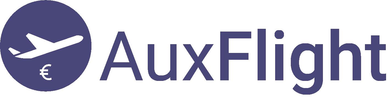 Logo Auxflight header